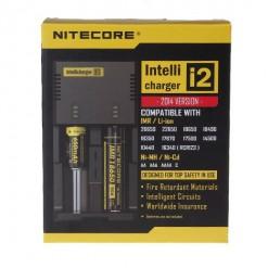 Cargador Nitecore I2