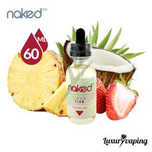 e-Liquido Naked 100 Lava Flow