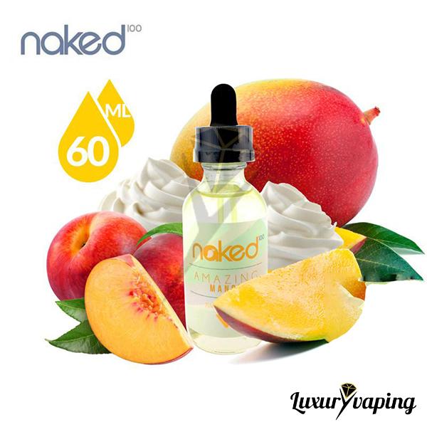 e-Liquido Naked 100 Amazing Mango