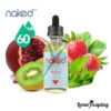 e-Liquido Naked 100 Brain Freeze