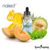 e-Liquido Naked 100 Frost Bite