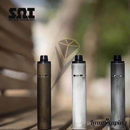 Special Edition Brushed Subzero Mod Kit Sub Ohm Innovations