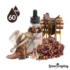 e-Liquido Naked 100 Tobacco American Cowboy