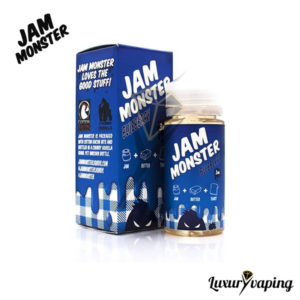 e-Liquido Jam Monster Blueberry