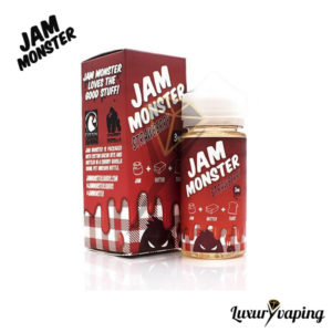 e-Liquido Jam Monster Strawberry