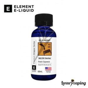 e-Liquido Element Fresh Squeeze