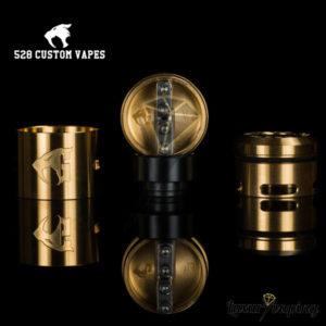 Goon RDA v1.5 24mm 528 Custom Vapes