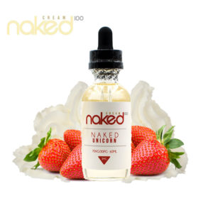 e-Liquido Naked 100 Cream Unicorn