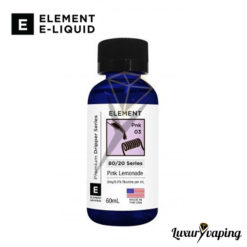 e-Liquido Element Pink Lemonade