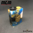 Underground Series Box Mod Resin Blue MCM Mods Philippines