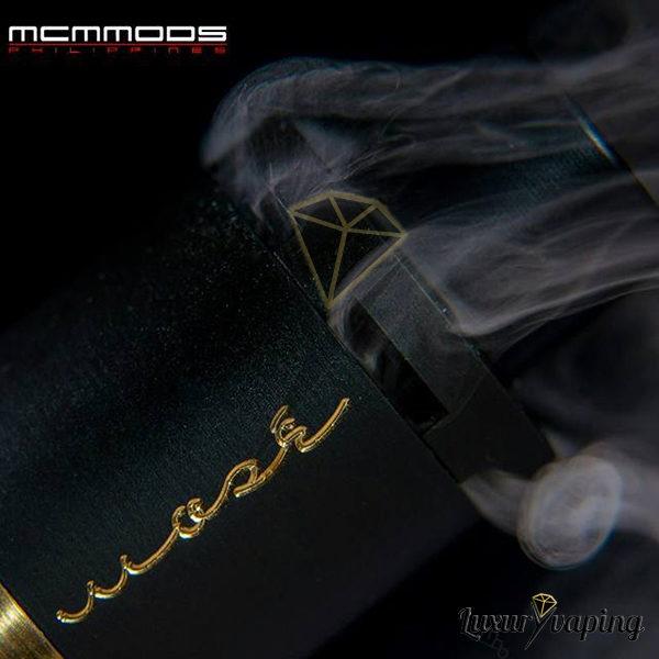 Mosé 25mm RDA BF MCM Mods Philippines