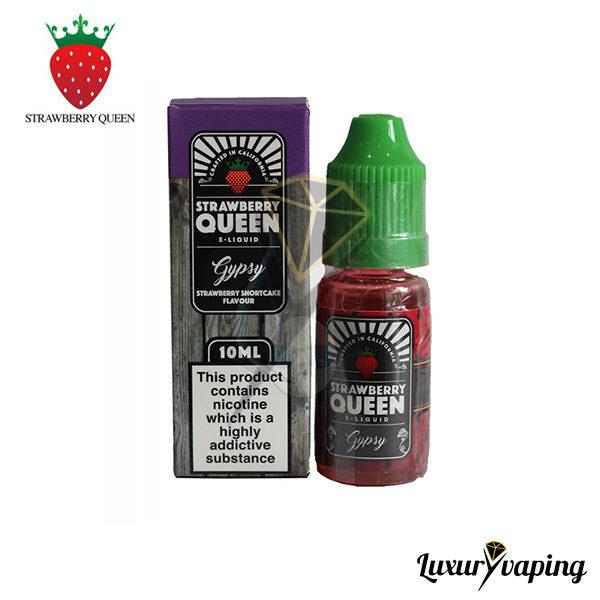 e-Liquido Strawberry Queen Gypsy