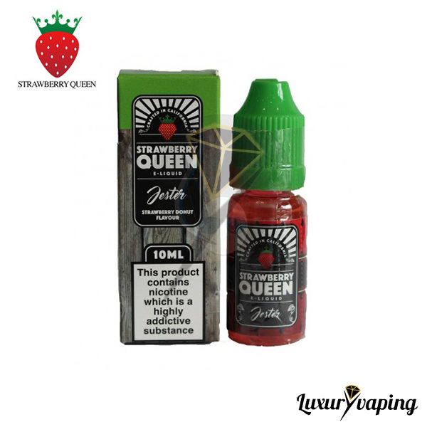 e-Liquido Strawberry Queen Jester