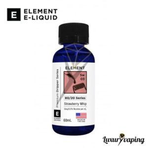 e-Liquido Element Strawberry Whip