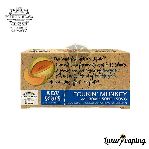 e-Liquido Fcukin Flava Fcukin Munkey
