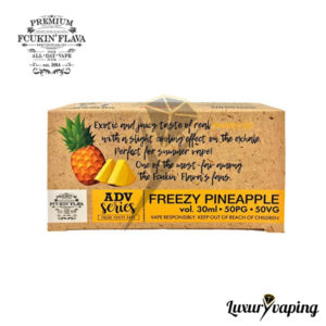 e-Liquido Fcukin Flava Freezy Pineapple