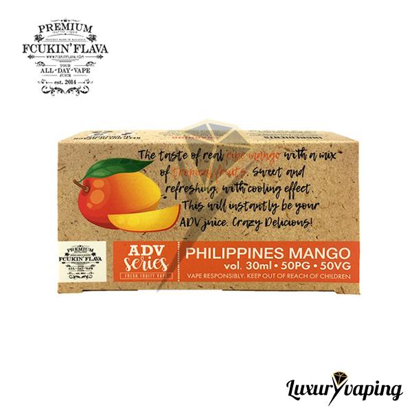 e-Liquido Fcukin Flava Philippines Mango