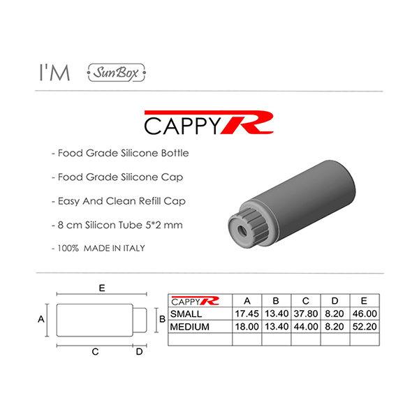 Cappy R Sun Box I´M Mods Full Silicon