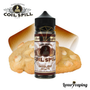 e-Liquido Coil Spill Bakers Daughter