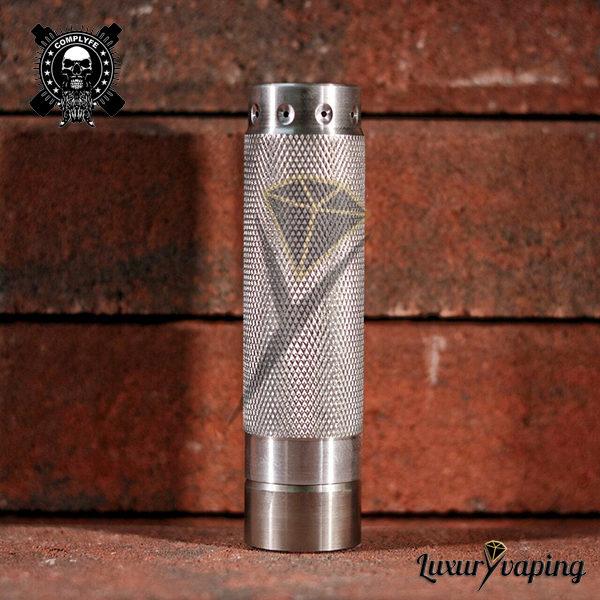 The HK Diamond Knurl Mod 24mm Comp Lyfe