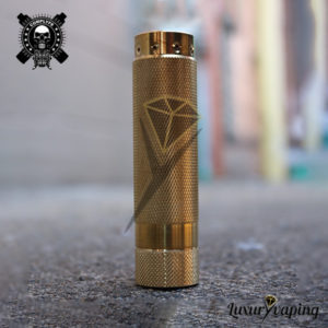 The HK Diamond Knurl Mod 24mm Comp Lyfe