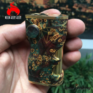 Ignis v2 Mech Box 822 Philippines Red Blue