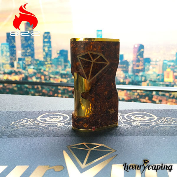 Ignis v2 Mech Box 822 Philippines Brown