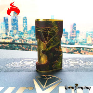 Ignis v2 Mech Box 822 Philippines Red Green