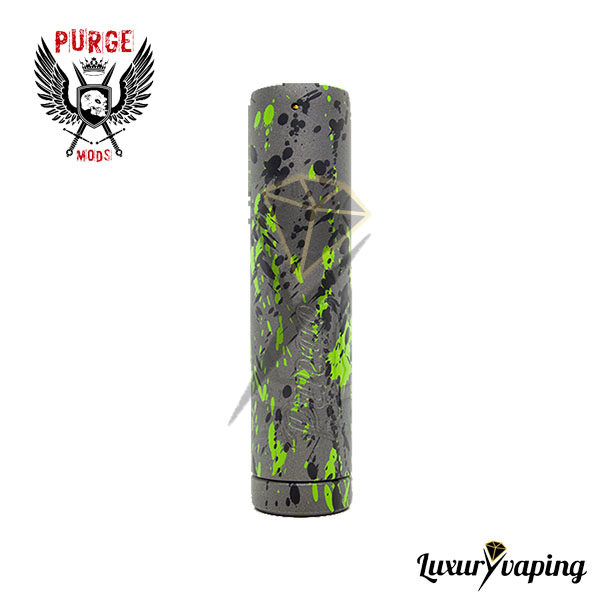 Purge Mods Back To Basic V3 Tungsten Splatter Mod