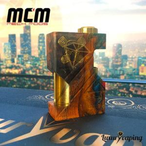 MCM Underground SSS Hybrid Orange Mech Mod Bf Philippines