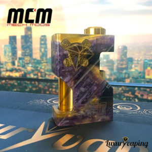 MCM Underground SSS Resin Purple Mech Mod Bf Philippines