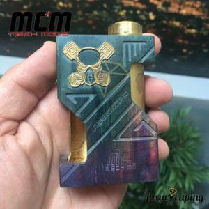 MCM Underground SSS Stab Green Mech Mod Bf Philippines