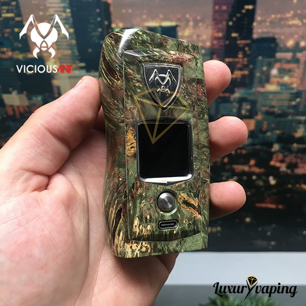 The Knight Stabwood Green Vicious Ant