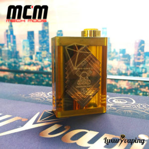Underground V Series Box Mod Ultem MCM Mods Philippines