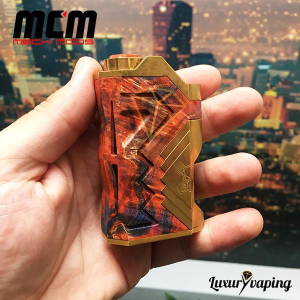 MCM Underground Squonk Stab Red Mech Mod Bf Philippines