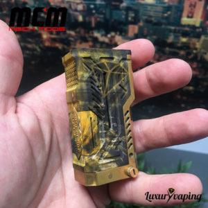 Nuke V2 Stab Yellow Mech Box Mod MCM Mods Philippines