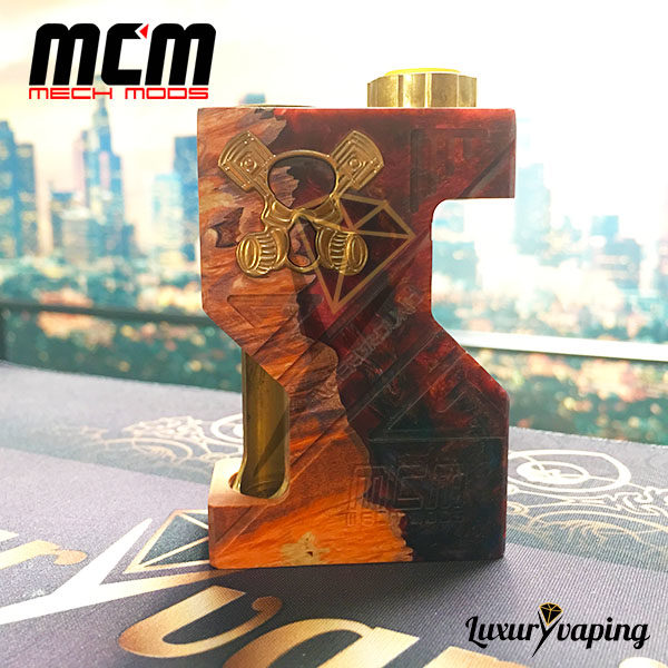 MCM Underground SSSP Hybrid Mix Mech Mod Bf Philippines