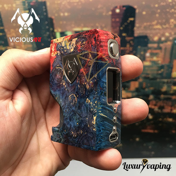 Spade DNA75C Stabwood Blue Bottom Feeder Vicious Ant BF