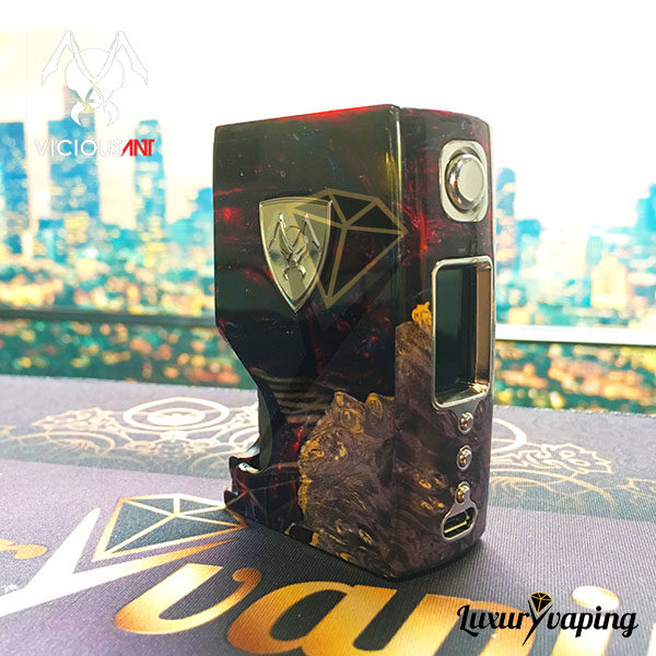 Spade DNA75C Stabwood Red Bottom Feeder Vicious Ant BF