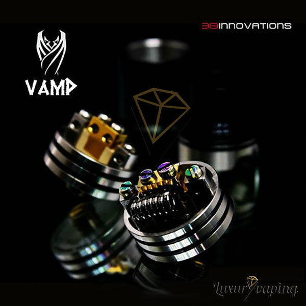Vamp RDA 24mm 313 Innovations Phillipines