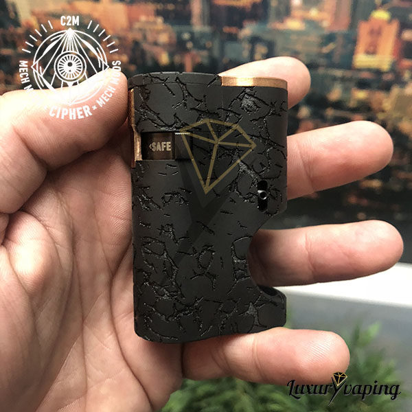Gammon Bf Engraved Crack Black Cipher Mods