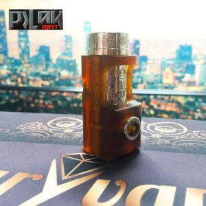 Pilak Royal Flush v3 Ultem Tube Mech Mod 2JNT Philippines