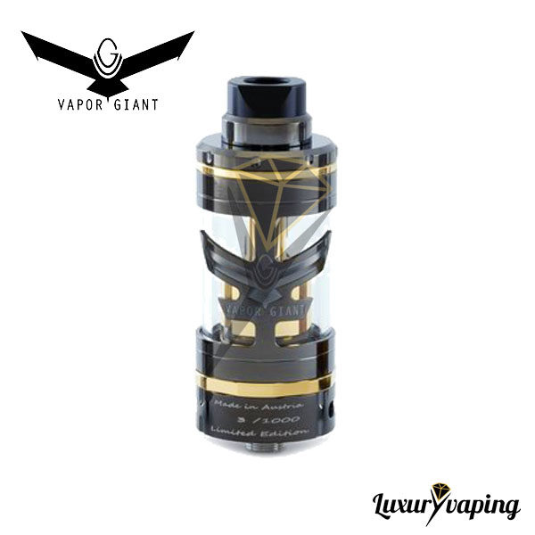 Vapor Giant V5M RTA Limited Edition Grey Gold Niko Vapor