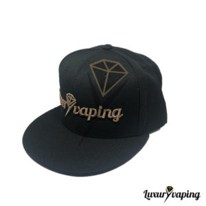 Snapback Luxury Vaping 3D Embroidery
