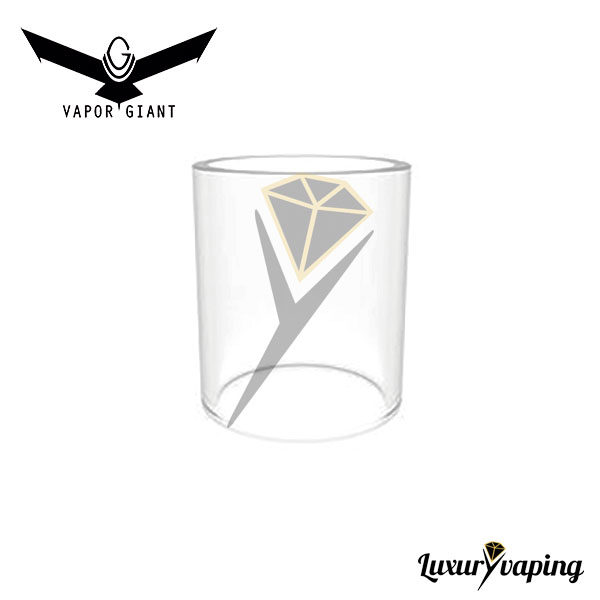 Vapor Giant v5S/v5M Spare Glass