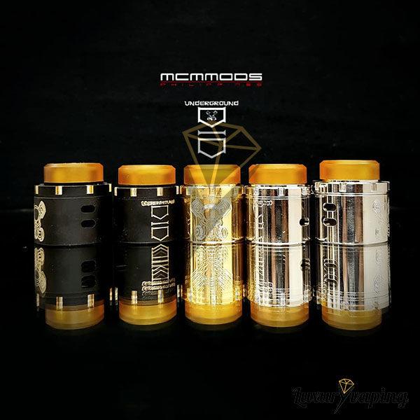 DiD 22mm RDA BF MCM Mods Philippines