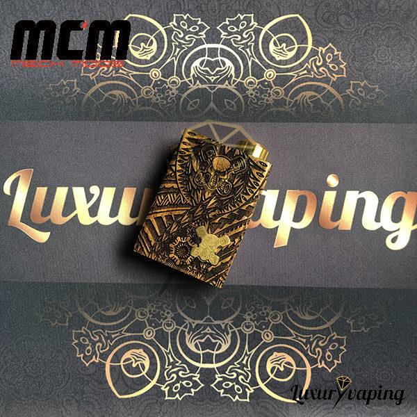 Underground V Series Box Mod Mangkono LE MCM Mods Philippines