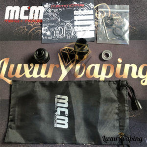 Mosé One LE 22mm RDA BF MCM Mods Philippines