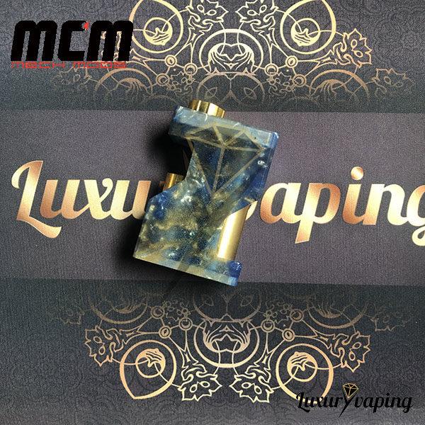 MCM Underground SSSP Resin Blue Mech Mod Bf Philippines