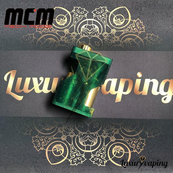 MCM Underground SSSP Resin Green Mech Mod Bf Philippines